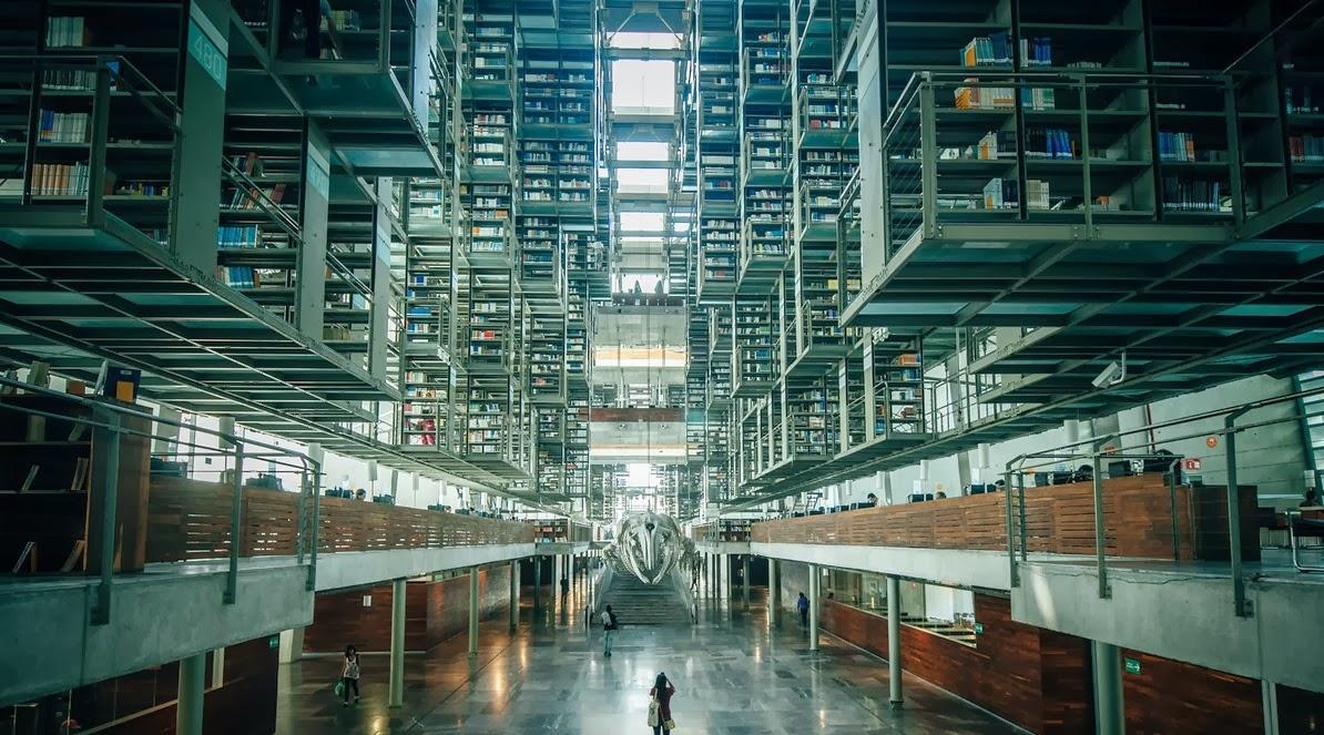 Las 10 Bibliotecas M S Impresionantes Del Mundo Lovely Streets