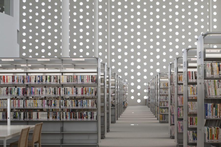 10 bibliotecas donde los libros son lo de menos