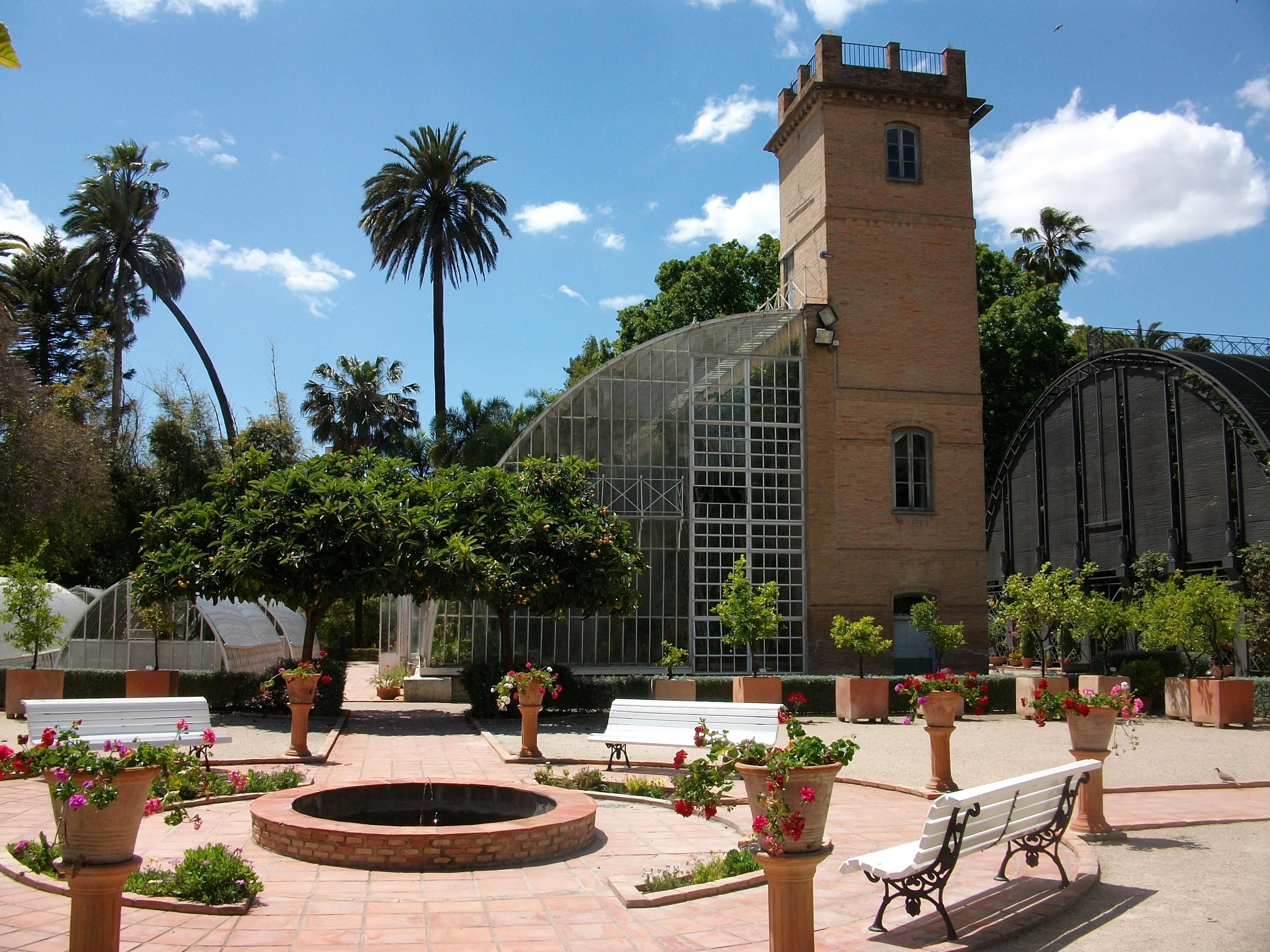 8 planes gratuitos para disfrutar en valencia lovelystreets - Jardin botanico valencia ...