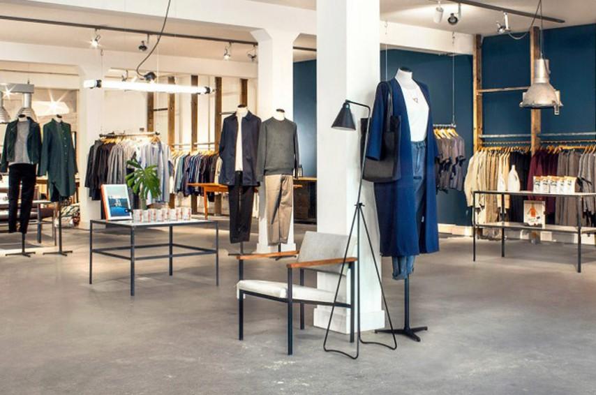 Concept store Hutspot en Ámsterdam