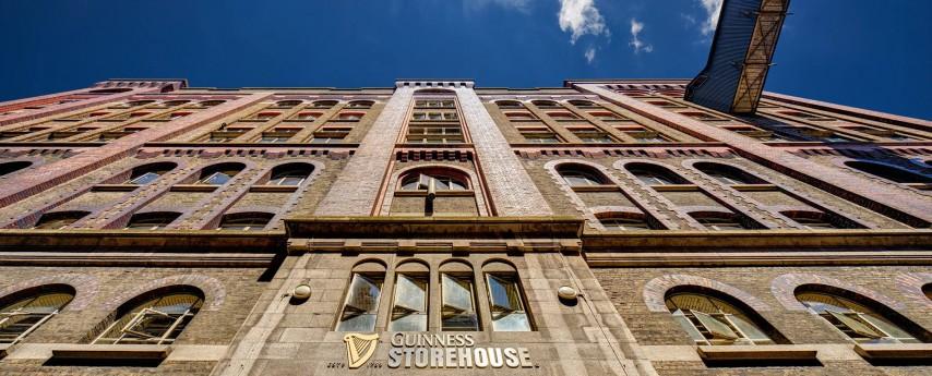 Fábrica Guinness en Dublín