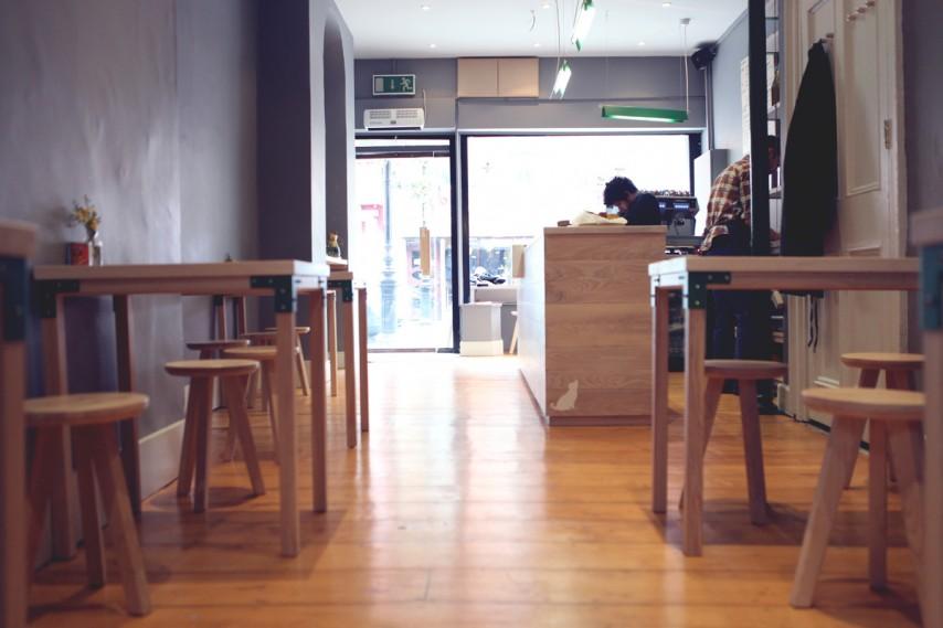 Rother Hubbard es una cafetería que descubrir en Dublín