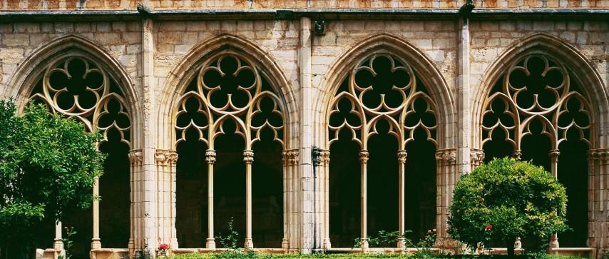 Monasterio de la ruta del cister