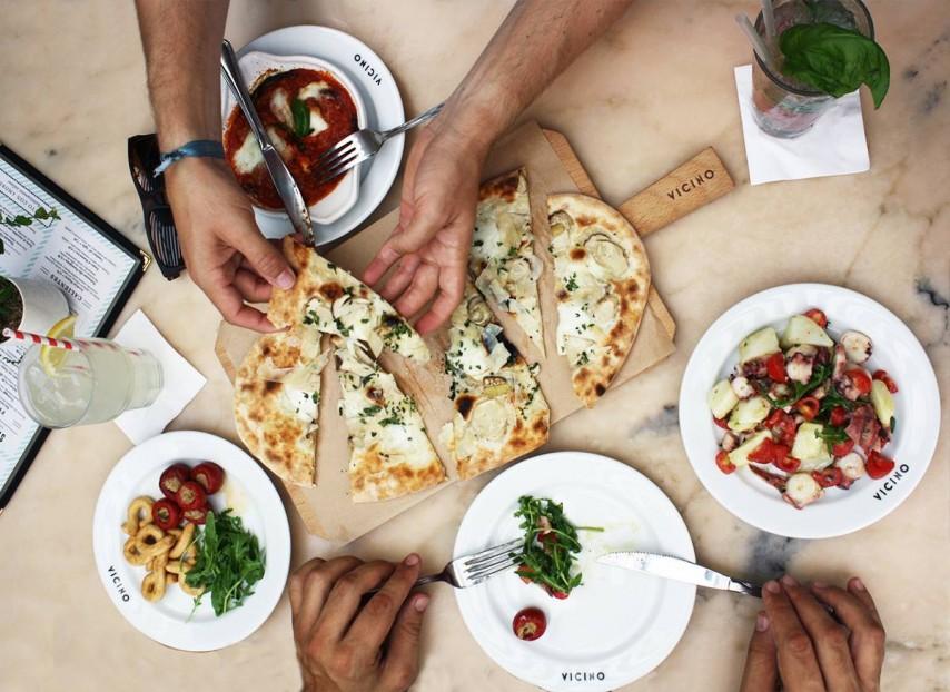 Una de las pizzerias que descubrir en Barcelona