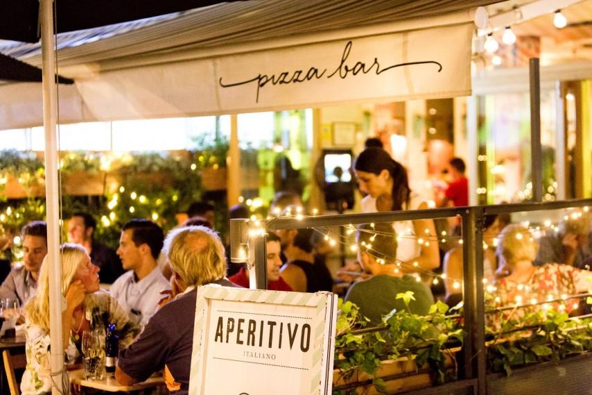 Vicino, pizzeria en Barcelona