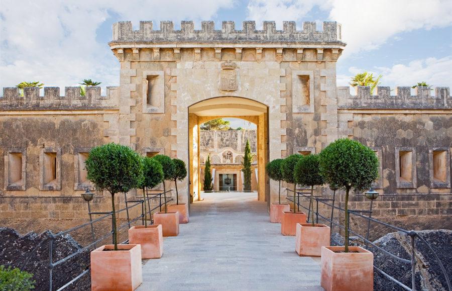 Cap Rocat, una fortaleza militar mallorquina convertida en hotel de lujo