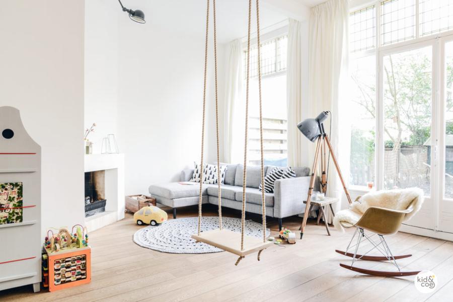 Una casa para disfrutar en familia de Amsterdam