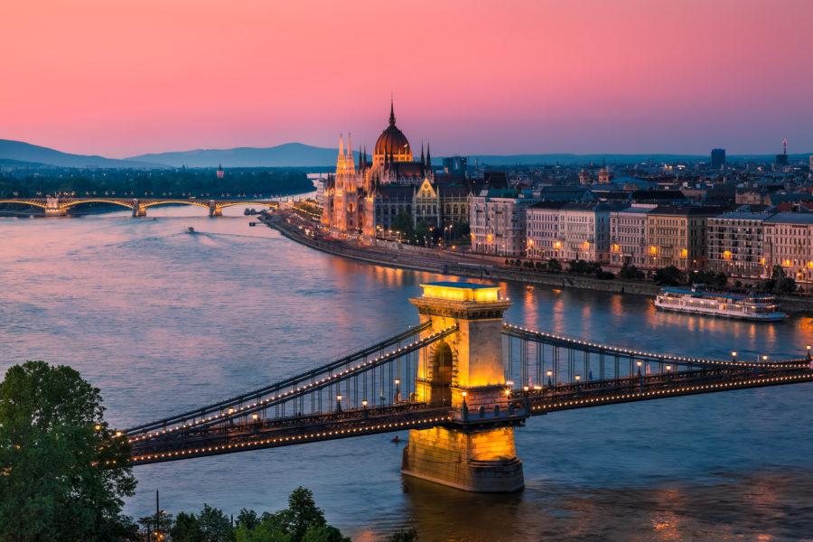 24 Horas en Budapest