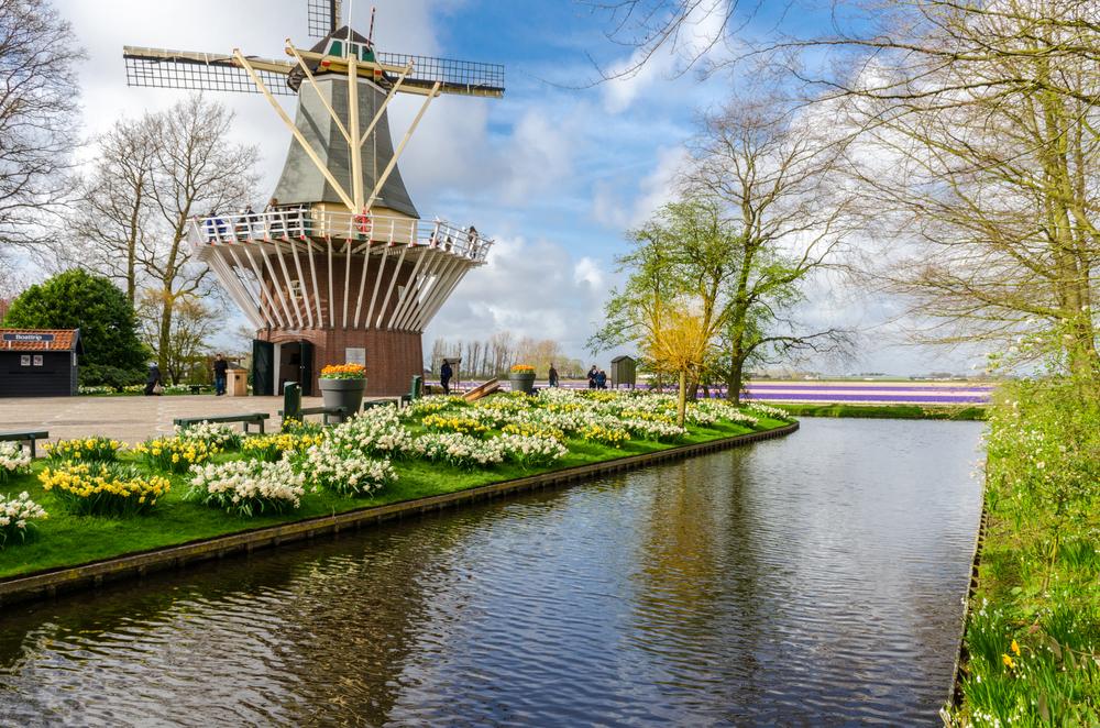Los jardines m s bonitos del mundo lovely streets - Jardines de tulipanes en holanda ...