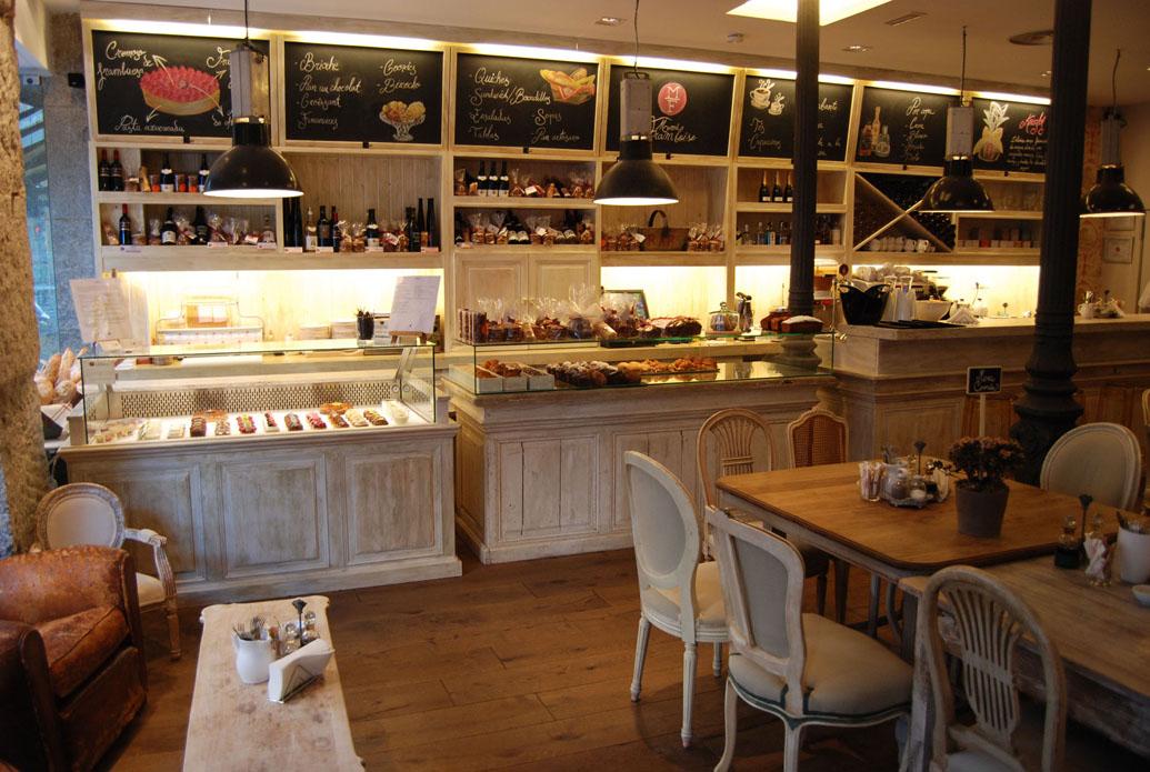 Pastelería y cafetería Mama Framboise en Madrid
