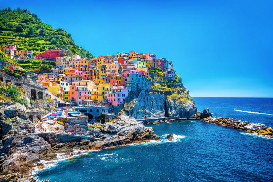 Cinque Terre, el rincón más bonito de Italia