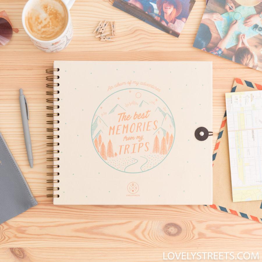 Nuevos llaveros y álbum de fotos para recordar lo mejor de todos tus viajes