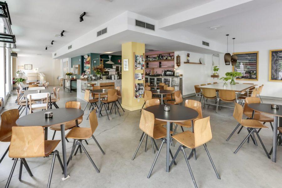 Las Cafeterias Mas Hipster De Espana Lovely Streets - Diseo-cafeterias-modernas