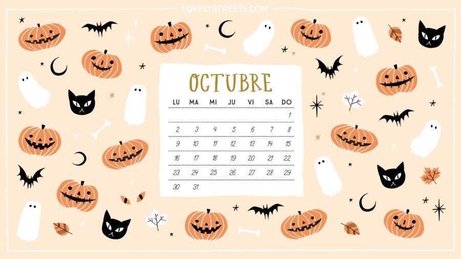 En octubre nuestro descargable se va de fiesta… ¡de Halloween!