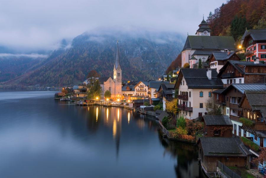 5 destinos para viajar en invierno
