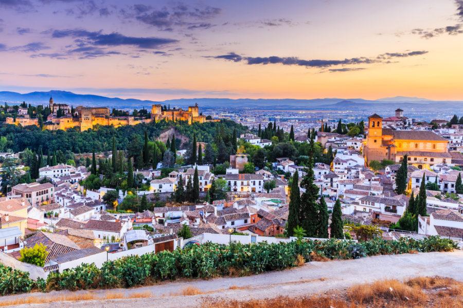 Un día perfecto en Granada