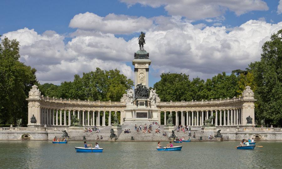 Madrid tiene un nuevo mirador