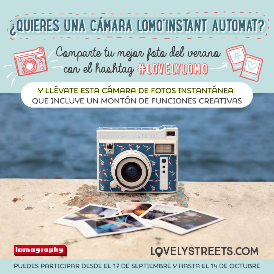 Gana una cámara Lomo en nuestro nuevo concurso fotográfico