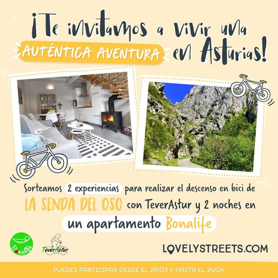 Nuevo sorteo: te llevamos de aventura a Asturias